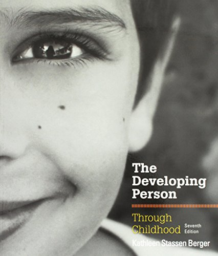 9781319017002: Developing Person Through Childhood 7e P & LaunchPad for Berger's Developing Person Through Childhood and Adolescence 10e (Six Month Access)