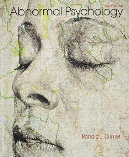 Abnormal Psychology 9e & LaunchPad for Comer's: Comer, Ronald J.