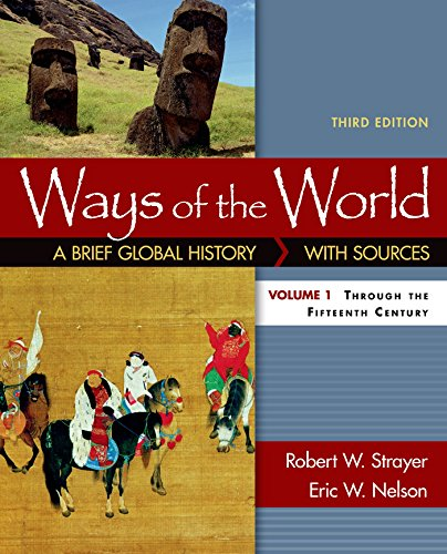 9781319018412: Ways of the World: A Brief Global History with Sources, Volume I