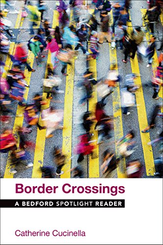 9781319020149: Border Crossings: A Bedford Spotlight Reader