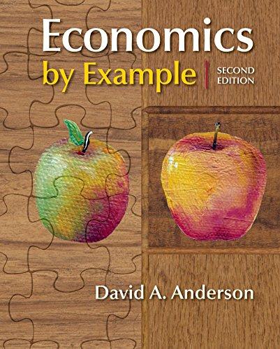 9781319020880: Economics by Example