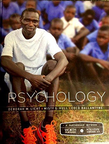 9781319021719: Scientific American Psychology (w/LauchPad)(Maccomb CC)