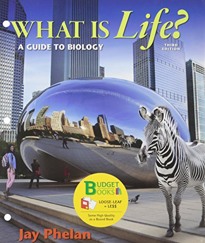 9781319022471: Loose-Leaf Version for What Is Life? a Guide to Biology 3e & Launchpad for Phelan's What Is Life? (Six Month Access) 3e