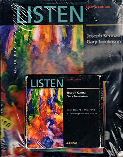 9781319023973: Listen: W/6 CD set and 1 CD