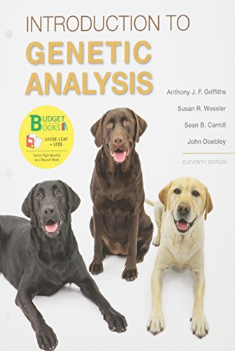 9781319025335: Loose-leaf Version for Introduction to Genetic Analysis & LaunchPad Six Month Access