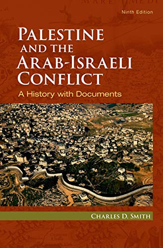 9781319028053: Palestine and the Arab-Israeli Conflict: A History with Documents