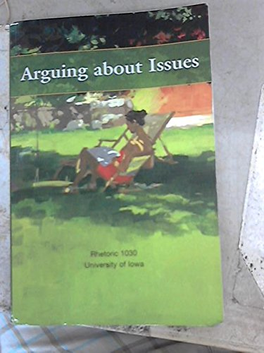Arguing About Issues: University of Iowa