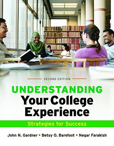9781319029180: Understanding Your College Experience