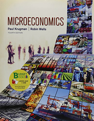 9781319032456: Loose-Leaf Version for Microeconomics 4e & Launchpad for Krugman's Microeconomics (Six Month Access) 4e