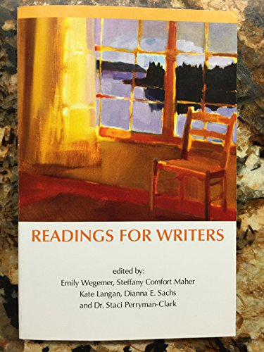 9781319035099: Readings For Writers