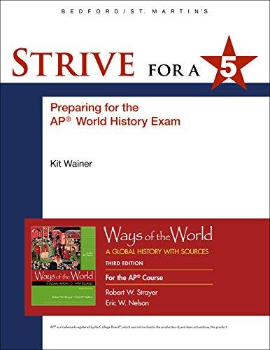 Robert Strayer Strive Ways World Abebooks