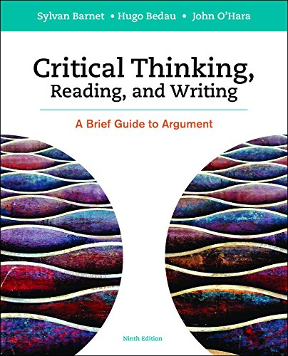 importance of critical thinking in writing