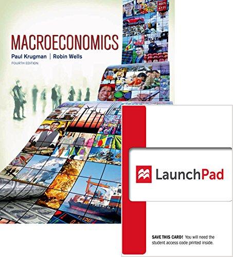 9781319035891: Bundle: Macroeconomics 4e & LaunchPad (Six Month Access)