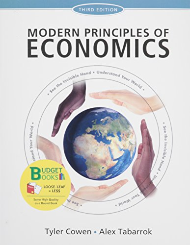 9781319036027: Loose-leaf Version for Modern Principles of Economics & LaunchPad (Twelve Month Access)