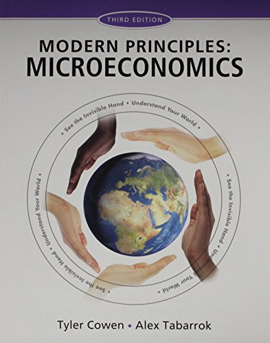9781319036058: Modern Principles of Microeconomics & LaunchPad (Six Month Access)