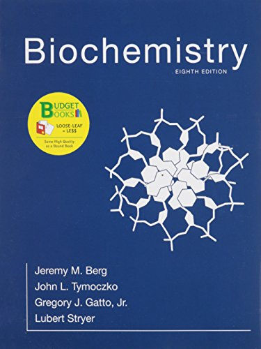 9781319036812: Loose-leaf Version for Biochemistry 8e & LaunchPad (Twelve Month Access)
