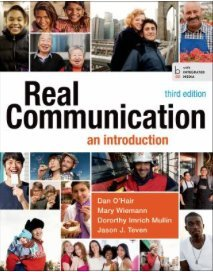 9781319038687: Real Communciation: An Intro for CWI