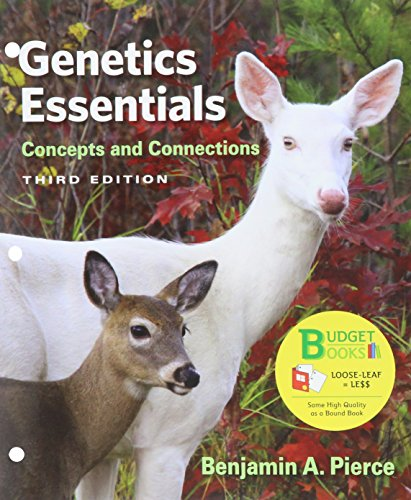 9781319040093: Loose-leaf Version for Genetic Essentials: Concepts and Connections