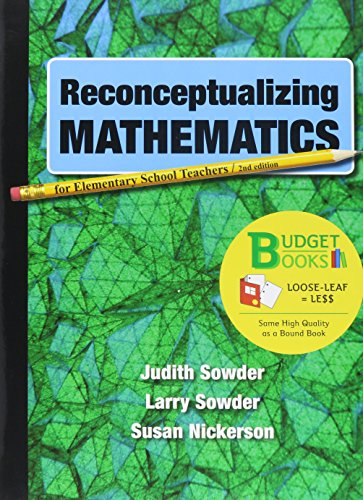 9781319040451: Loose-leaf Version for Reconceptualizing Mathematics & LaunchPad (Twenty-four Month Access)