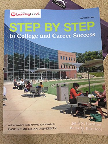 9781319041199: Step By Step to College and Career Success