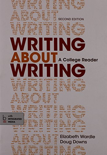 9781319043186: Writing about Writing & Writer's Help 2.0 for the Hacker Handbooks (Twenty-Four Month Access)