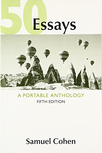 9781319043728 50 essays a portable anthology abebooks samuel 9781319043728 50 essays a portable anthology fandeluxe