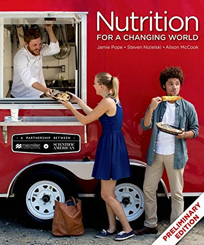 9781319045159: Scientific American Nutrition for a Changing World (Preliminary Edition) - Standalone book