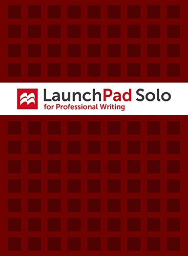 9781319046668: LaunchPad Solo for Professional Writing (Six Month Access)