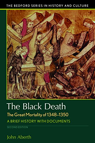 9781319048877: The Black Death, The Great Mortality of 1348-1350: A Brief History with Documents (Bedford Series in History and Culture)