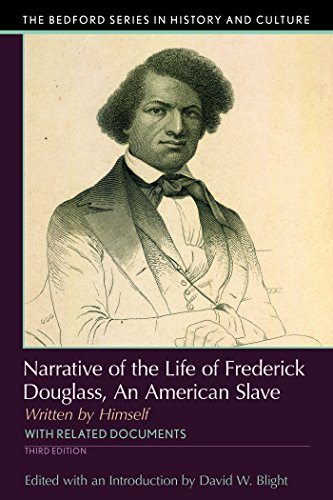 9781319048891: Narrative of the Life of Frederick Douglass: An American Slave, Written by Himself (The Bedford Series in History and Culture)