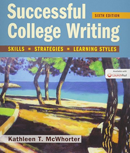 9781319051372: Successful College Writing 6E Reprint & LaunchPad (Six Month Access)