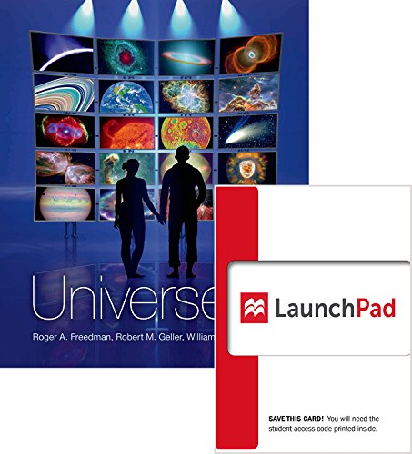 9781319053147: Bundle: Loose-leaf Version for Universe & LaunchPad (Twelve Month Access)