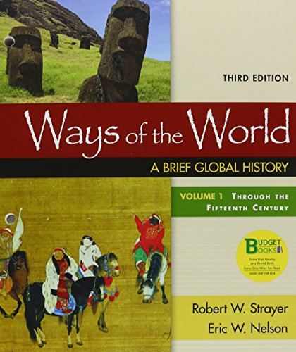9781319053734: Loose-leaf Version for Ways of the World: A Brief Global History, Volume 1