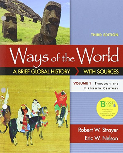 9781319054502: Loose-leaf Version for Ways of the World with Sources, Volume I 3e & LaunchPad for Ways of the World (Six Month Access)