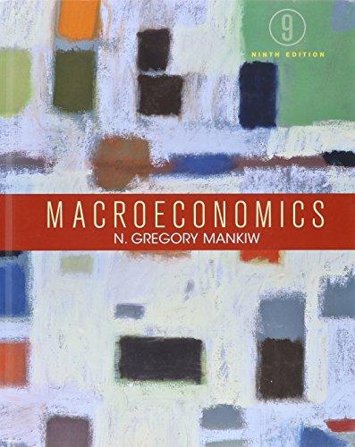 9781319055455: Macroeconomics 9e & LaunchPad for Mankiw's Macroeconomics (Six Month Access)