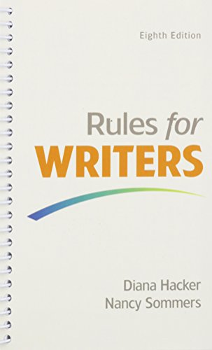 9781319057220: Rules for Writers & LaunchPad Solo for Readers and Writers (Six-Month Access)