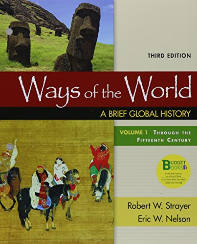 Loose-leaf Version for Ways of the World,: Strayer, Robert W.,