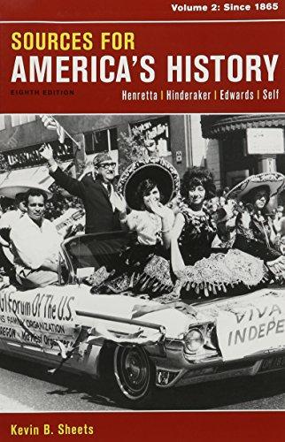 9781319060060: America's History 8e, Value Edition, Combined Volume & Sources for America's History, Volume 1 8e: To 1877 & Sources for America's History, Volume 2 8e: Since 1865