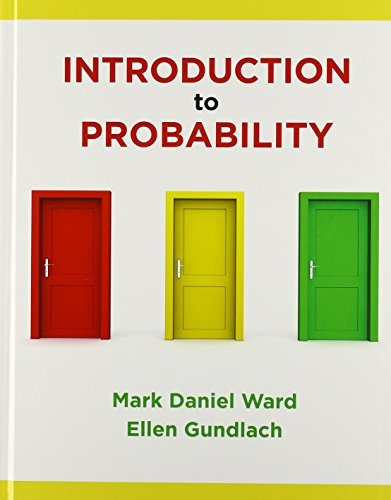 9781319060909: Introduction to Probability & Student Solutions Manual for Introduction to Probability
