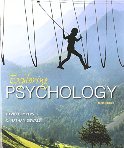 9781319061470: Exploring Psychology 10e (Paper) & LaunchPad for Myers' Exploring Psychology 10e (Six Month Access)