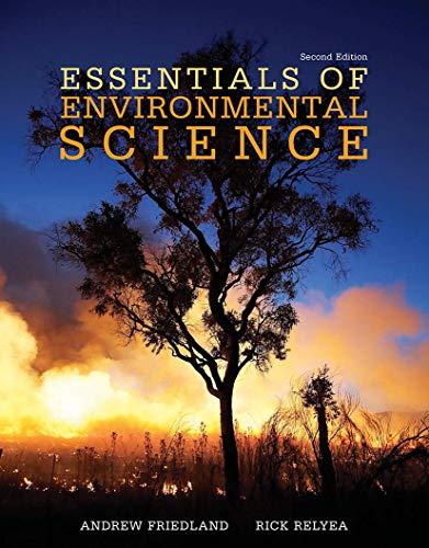 9781319065669: Essentials of Environmental Science