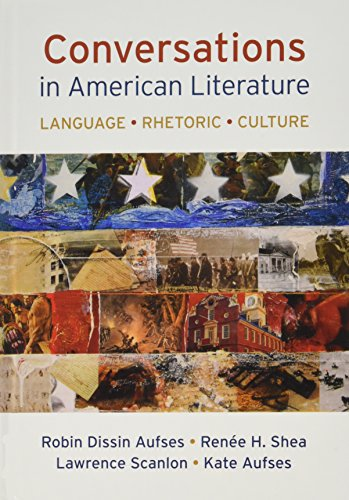 Conversations in American Literature + Documenting Sources: Aufses, Robin Dissin/