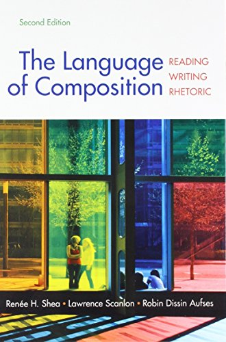 Language of Composition + Documenting Sources in: Shea, Renee H./