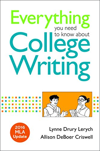 Everything You Need to Know about College: Lerych, Lynne