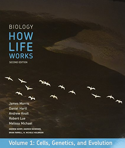 9781319097059: Biology: How Life Works, Volume 1 & LaunchPad (Twelve-Month Access)