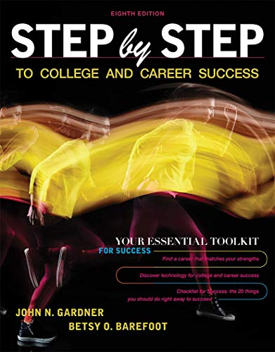 9781319107277: Step by Step to College and Career Success