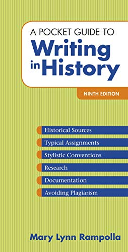 9781319113025: A Pocket Guide to Writing in History