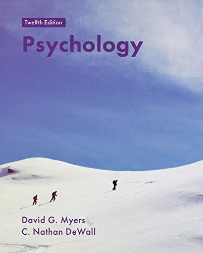 9781319113070: Psychology