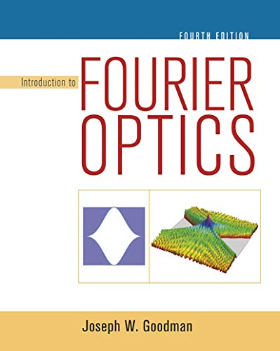 9781319119164: Introduction to Fourier Optics