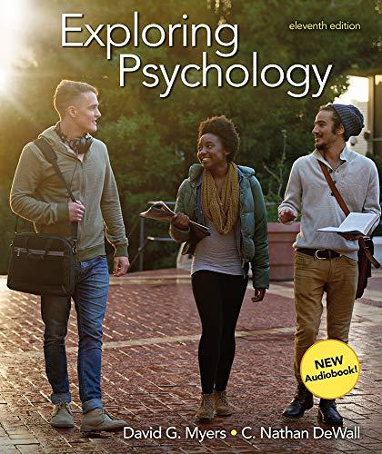 9781319127763: Loose-leaf Version for Exploring Psychology